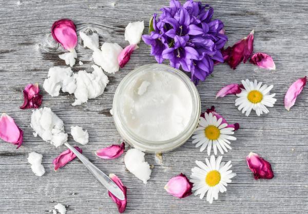Los beneficios del aceite de coco - aceite de coco: piel