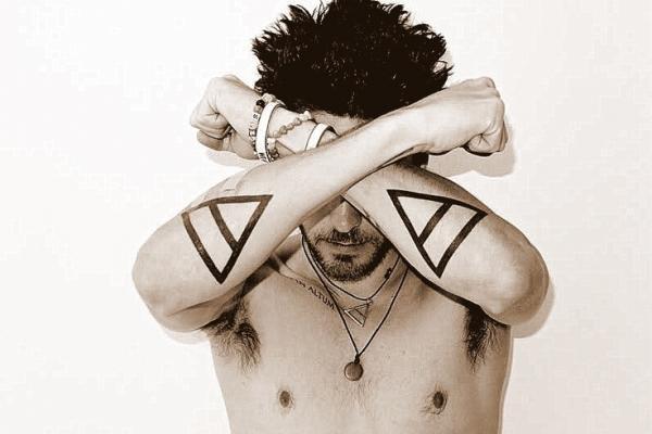 ¿Cuál es el significado del tatuaje del triángulo? Los 4 elementos