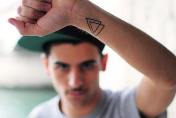 ¿Cuál es el significado del tatuaje del triángulo? Significados del doble triángulo