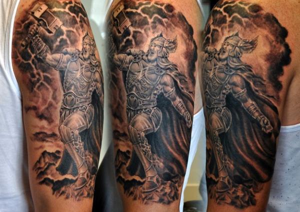 ¿Cuál es el significado de los tatuajes vikingos? Significado de los símbolos de las deidades vikingas y nórdicas