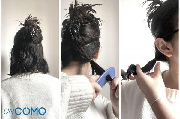Cómo cortarse el pelo por su cuenta - ¿Cómo cortarse el pelo por su cuenta?