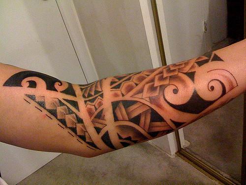 Significado de los tatuajes de Samoa - tatuajes de Samoa: historia y origen