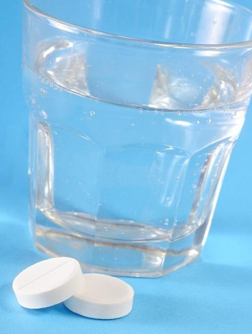 Consejos para tener su período: medicamentos para desencadenar su período: aspirina