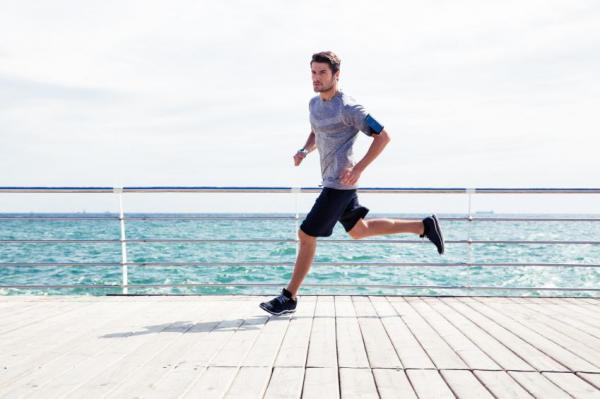 Para perder peso, debe correr o caminar: para perder peso, debe correr o caminar.
