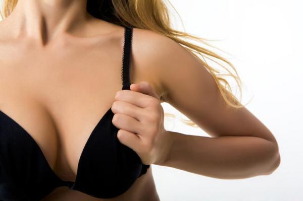 Cómo perder el pecho naturalmente