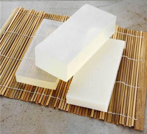 Cómo hacer jabón de glicerina - Paso 1