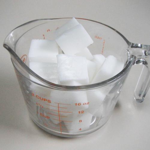 Cómo hacer jabón de glicerina - Paso 2