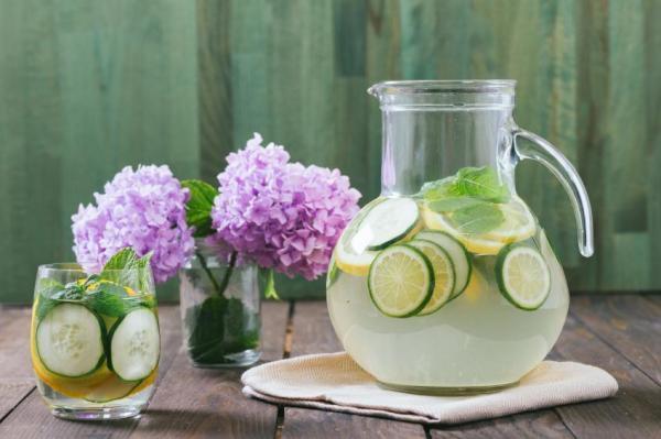 Cómo hacer agua de pepino para bajar de peso - Cómo hacer agua de pepino para bajar de peso