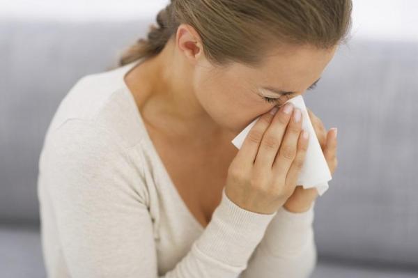 Causas de una sensación de ardor en la garganta - Paso 3
