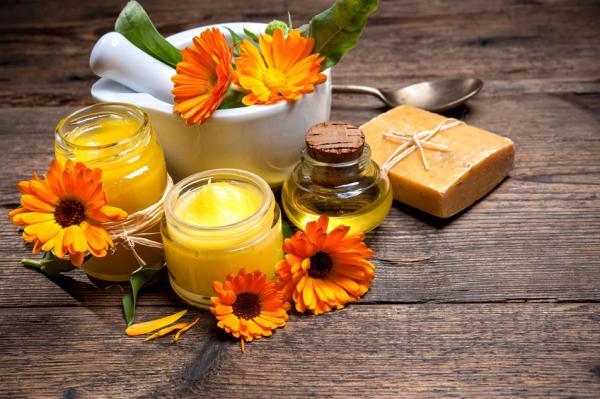 Alimentos que regulan las hormonas: caléndula