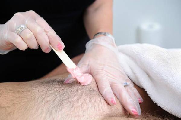 Depilación íntima masculina - depilación peneana - depilación peneana