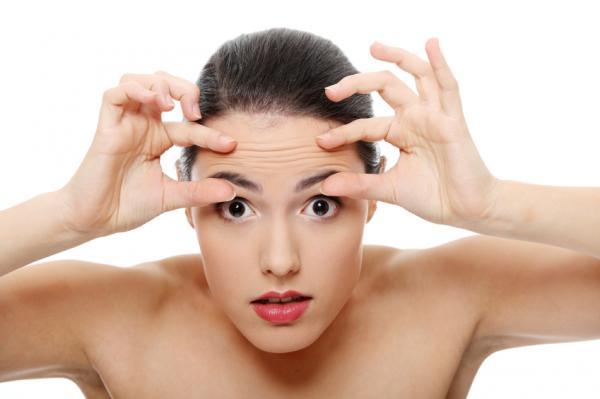 Cómo deshacerse de las arrugas faciales