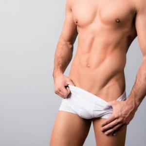 Épilation intime de l'homme - épilation du pénis