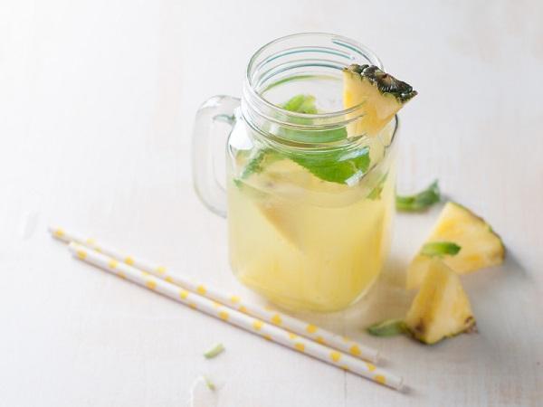 5 bebidas para perder grasa abdominal rápidamente - Paso 2