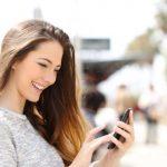 Cómo saber si te gusta una chica por mensaje
