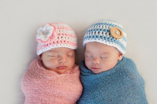 ¿Es hereditario tener gemelos?  - ¿Es hereditario tener gemelos monocigóticos o dicigóticos?