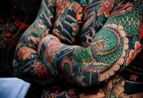 Style de tatouage - Old School, tribal, biomécanique et réaliste - Irezumi ou tatouage japonais traditionnel