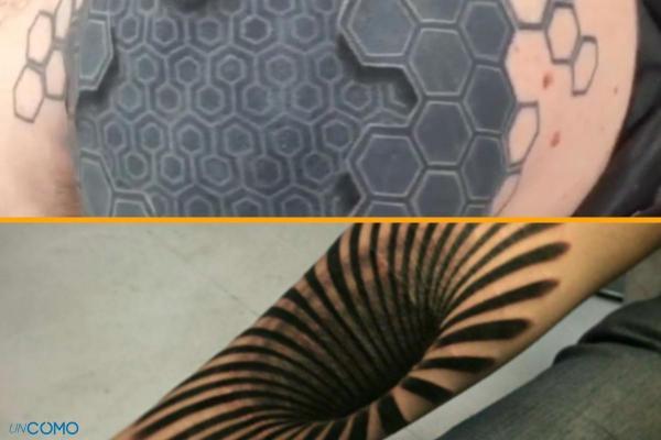 Style de tatouage - Old School, tribal, biomécanique et réaliste - 3D tattoo