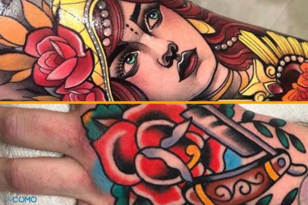 Style de tatouage - Old School, tribal, biomécanique et réaliste - Tatouage néo-traditionnel