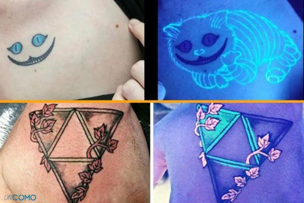 Style de tatouage - Old School, tribal, biomécanique et réaliste - Tatouages fluorescents