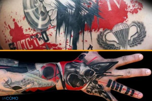 Style de tatouage - Old School, tribal, biomécanique et réaliste - Tatouage trash...</div> </div> <div class='yarpp-related'> <h3>Publicaciones Relacionadas:</h3><ol> <li><a href=