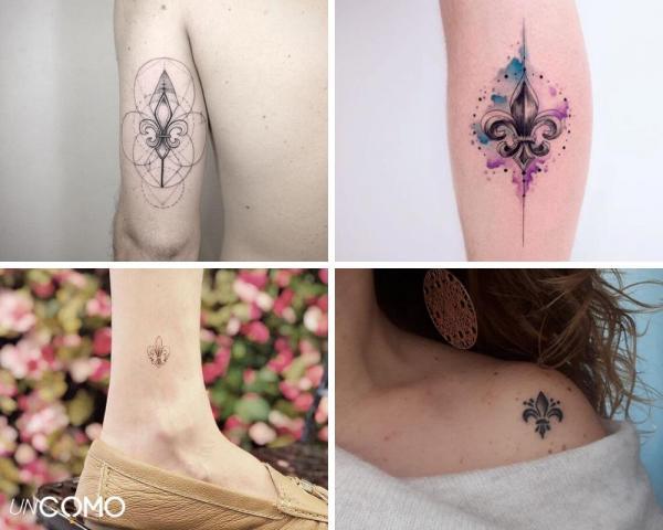 Tatuaje de flor: significado y simbolismo - Significado del tatuaje de flor de lirio