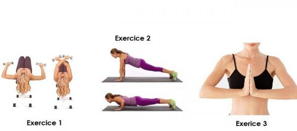 Cómo agrandar sus senos de forma natural - 5 ejercicios para agrandar sus senos de forma natural